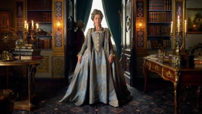 Helen Mirren protagoniza la miniserie 'Catalina la Grande'.