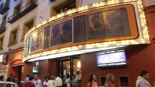 Cine Cervantes de Sevilla