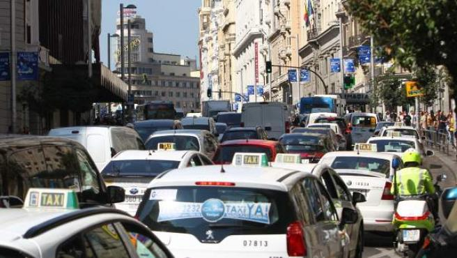 Las restricciones al tráfico privado serán una realidad en noviembre.