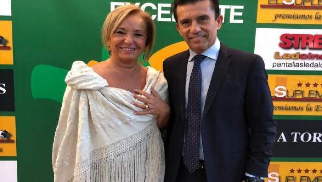 Alberto Cuevas y Teresa Queipo de Llanos