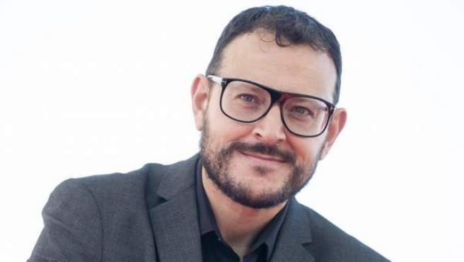 El director Dani de la Torre en Sitges, durante la presentación de 'La sombra de la ley'