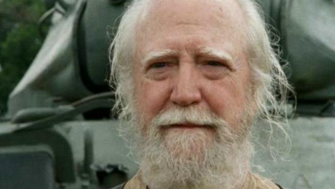 Muere Scott Wilson, intérprete de Hershel en 'The Walking Dead'