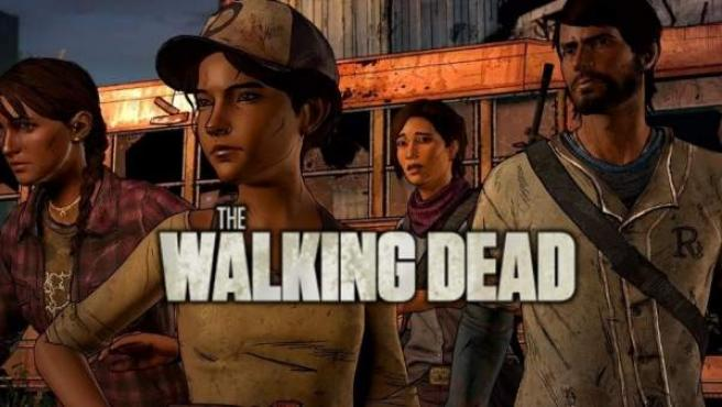 Estaba previsto que el videojuego de 'The walking dead' tuviera cuatro entregas.