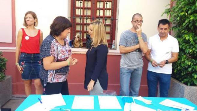 Asociación Asaenes en el Día Mundial de la Salud Mental.