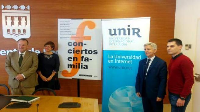 UNIR se une a Cultural Rioja