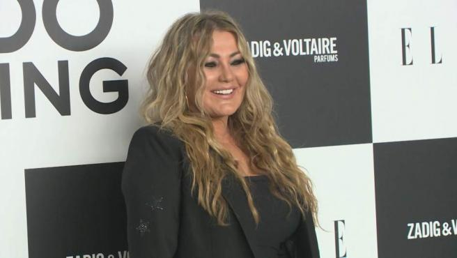 La cantante Amaia Montero.