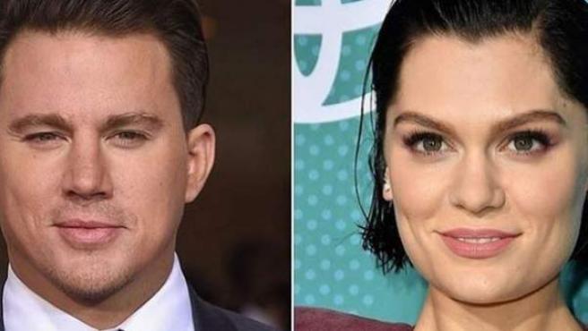 El actor Channing Tatum y la cantante Jessie J han comenzado una relación.