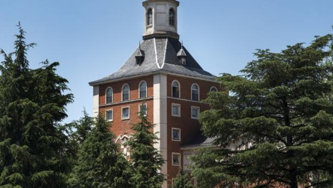 Rectorado de la Universidad Complutense en Madrid.
