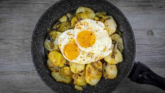 Receta De Patatas A Lo Pobre Sencilla Fácil Y Deliciosa