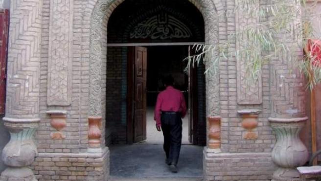 Mezquita en Xinjiang