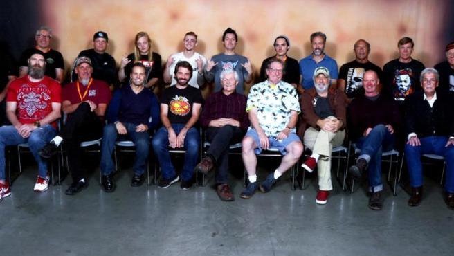 Foto del día: (Casi) todos los actores que han dado vida a Michael Myers