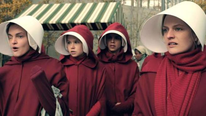 Imagen de la serie 'El cuento de la criada'
