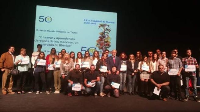 El Defensor del Pueblo Andaluz realiza la conferencia inaugural en Alcalá