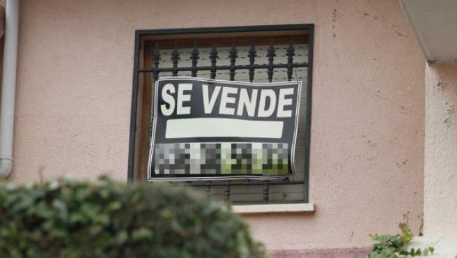 Imagen de archivo de una vivienda en venta.
