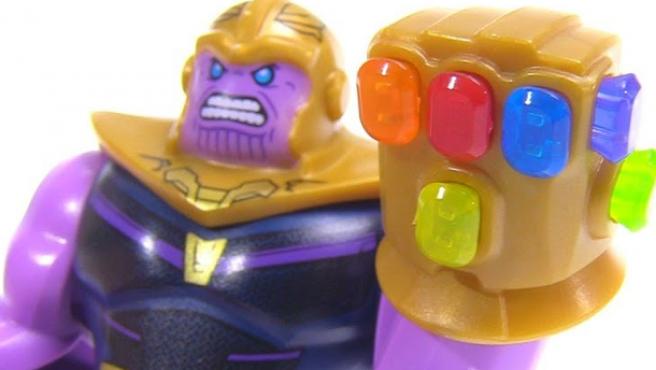 Los Lego filtran algunos elementos de 'Vengadores 4'