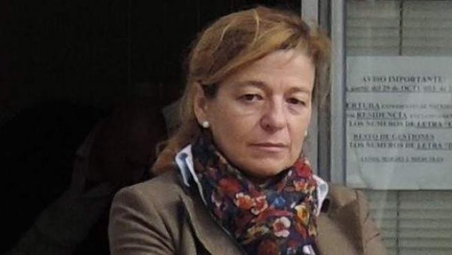 Ana Garrido Ramos.