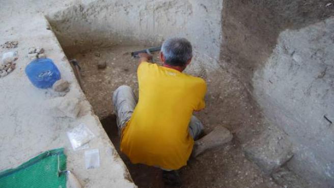 Excavaciones en Valencina