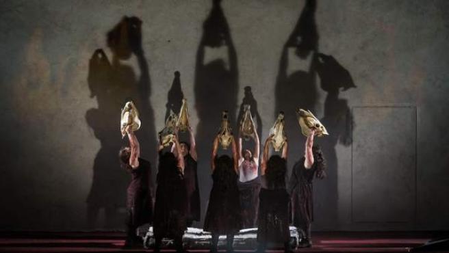 Opera La Valquiria