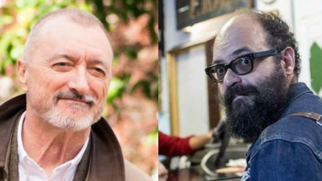 "Pérez-Reverte bloquea a Ignatius en Twiter por llamarle ""payaso""."