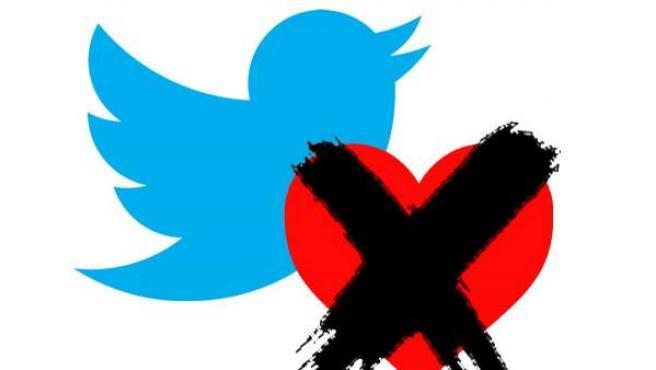 """Los """"Me Gusta"""" de Twitter, en el punto de mira."""