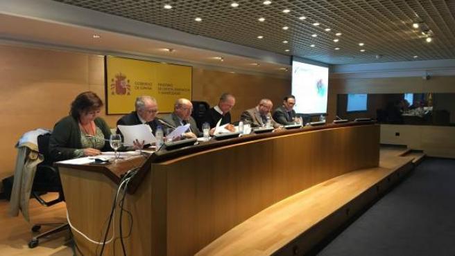 Reunión Comité Foro Transfiere