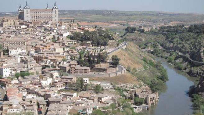 Toledo, Vista Casco Histórico