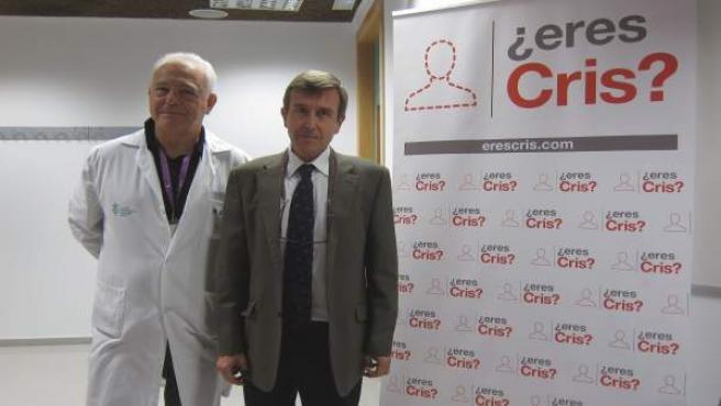 Presentación de la campaña '¿Eres Cris?' por la detección de hepatits C
