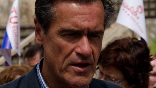 El eurodiputado socialista Juan Fernándo López Aguilar.
