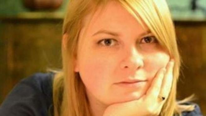 La activista ucraniana Katerina Handziuk, en una imagen de archivo.