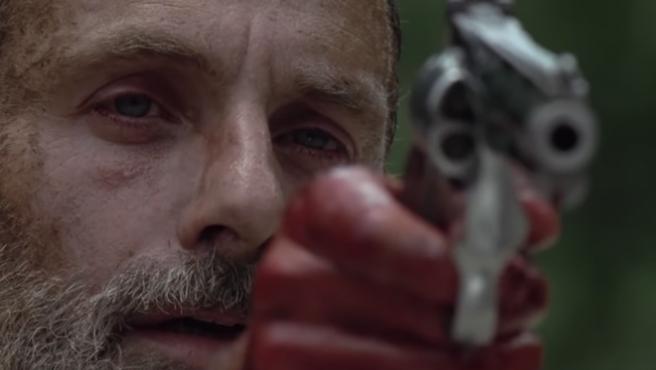 [SPOILERS] 'The Walking Dead': Así fue la última escena de Rick Grimes