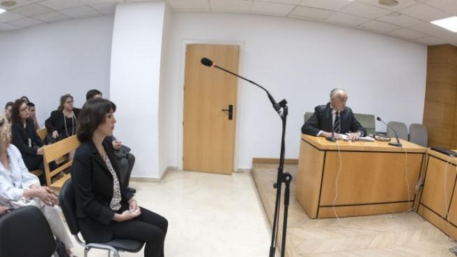 Juicio contra Juana Rivas.