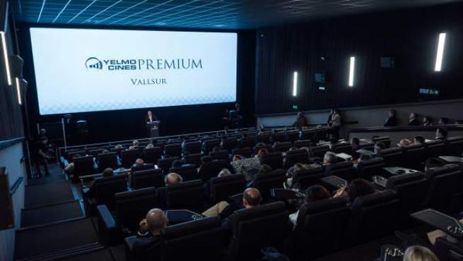 Cines Premium Yelmo de Vallsur