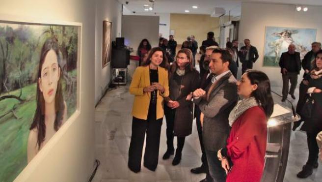 Exposición de obras del premio Eugenio Hermoso