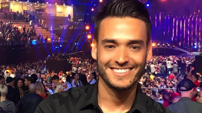 David Moreno, periodista