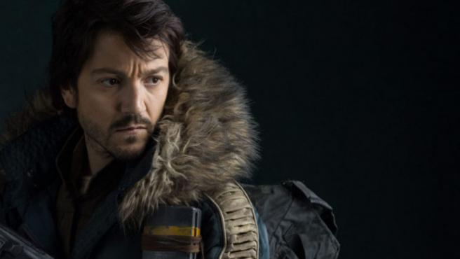 Diego Luna protagonizará la segunda serie de televisión del universo 'Star Wars'