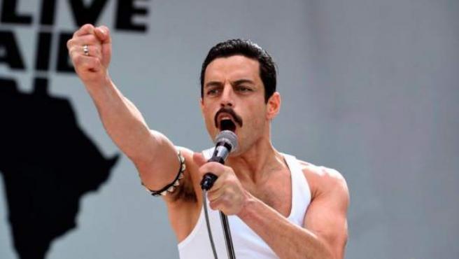 Rami Malek encarna a Freddie Mercury en 'Bohemian Rhapsody'