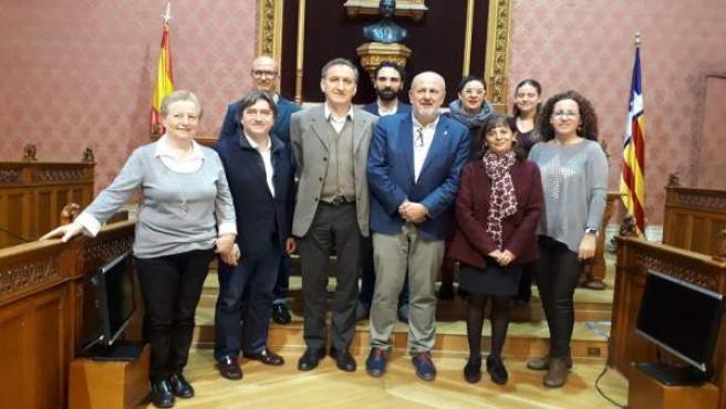 El Consell se adhiere al Pacto balear por la Infancia