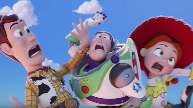 ¡Saca los juguetes del baúl! Ya está aquí el primer adelanto de 'Toy Story 4'