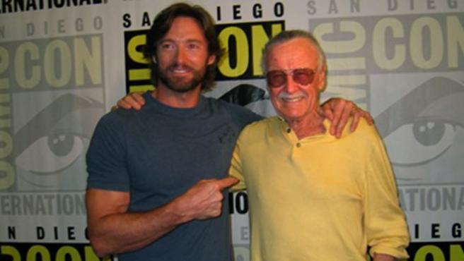 """""""Estoy orgulloso de ser parte de su legado"""": Lobezno también dice adiós a Stan Lee"""