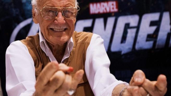 Muere Stan Lee, el patriarca de Marvel, a los 95 años
