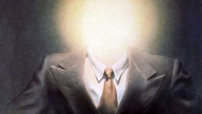 'Le Principe du Plaisir' del pintor belga surrealista René Magritte, vendido en Sotheby's.