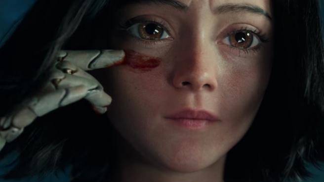 """""""Eres el arma más avanzada jamás creada"""": Nuevo tráiler de 'Alita: Ángel de combate'"""