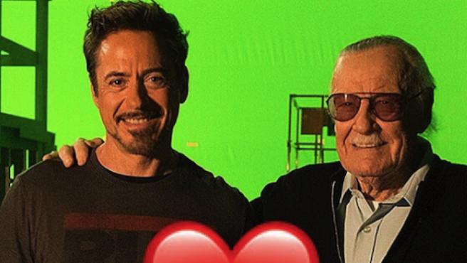 """""""Nos dejaste ser superhumanos"""": Así se ha despedido Marvel de Stan Lee"""