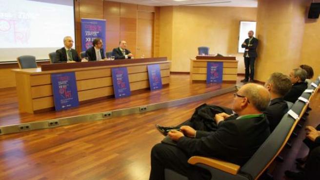 Inauguración de la Reunión de la Red OTRI