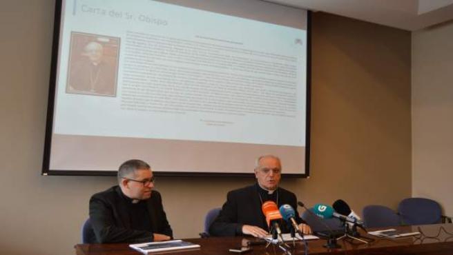 Presentación de la memoria de la Dióecesis de Ourense