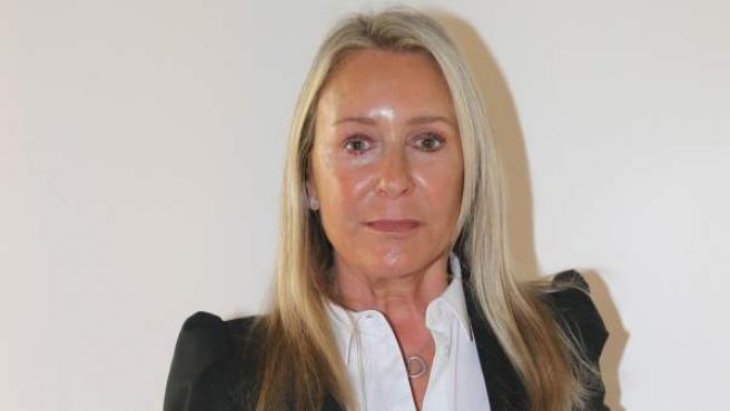 Marina Castaño en un evento en Madrid en octubre de 2018.