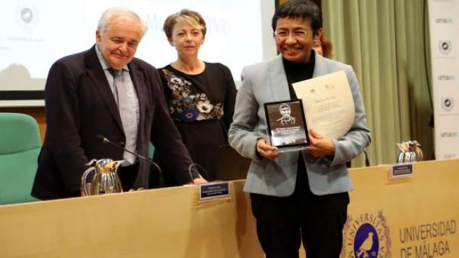 Premio Livertad de Prensa de la UMA