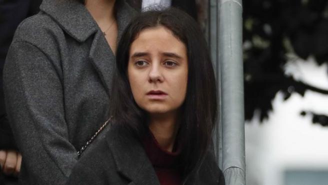 Victoria Federica Marichalar, hija pequeña de la infanta Elena.