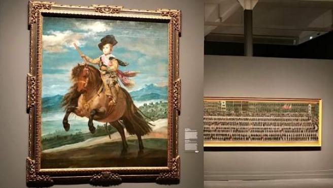 Exposición 'Velázquez y el Siglo de Oro'.
