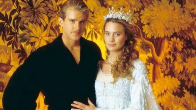 La princesa prometida, 1987.